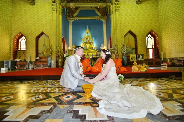 Bangkok Wedding